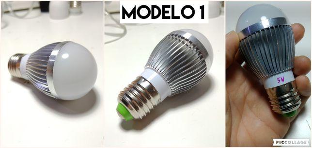 Lâmpadas LED tipo globo NOVAS