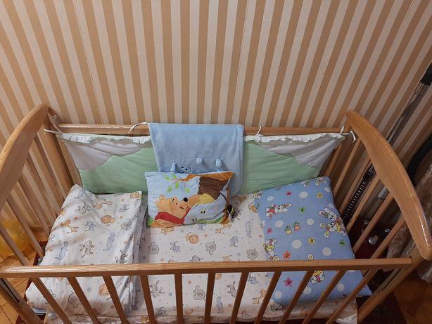Детская кроватка от 0 до 3
