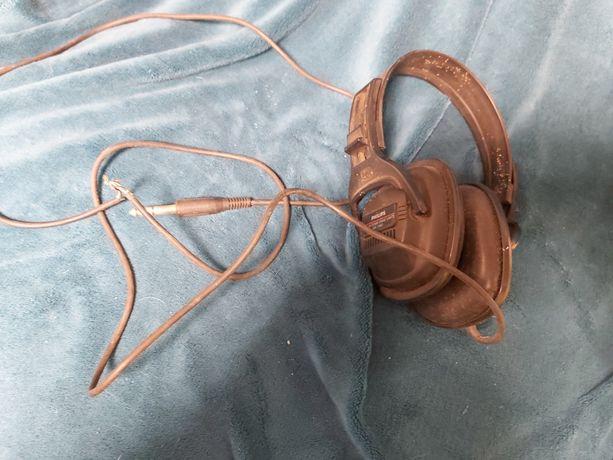 Słuchawki nauszne philips stereo headphone sbc 3150