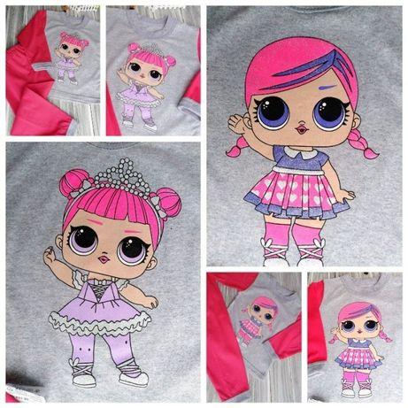 Пижама Лол, кофта и штаны, костюм