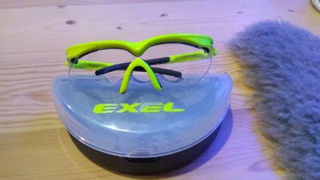 Okulary rowerowe Exel Junior