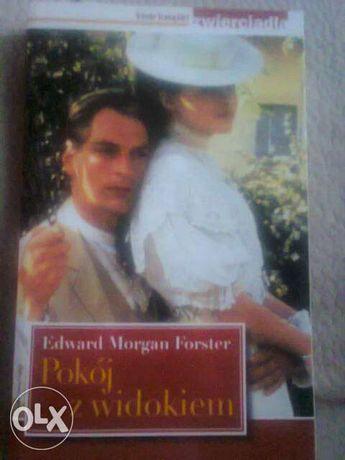 książka Pokój z widokiem-romans