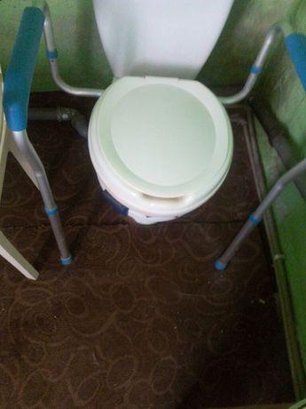 Rączki do toalety