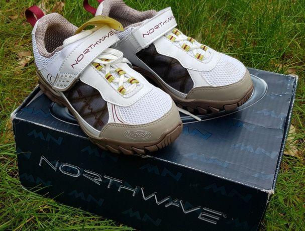 Damskie buty rowerowe NORTHWAVE Mission VIBRAM buty SPD MTB 37