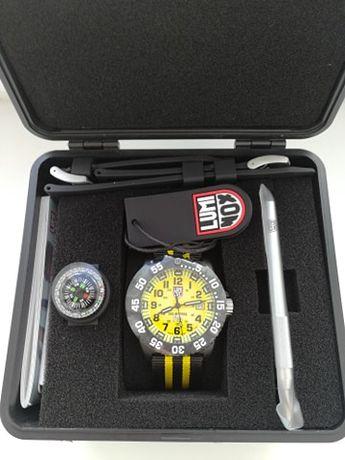 Мужские Швейцарские Часы Luminox XS.3955.SET Оригинал Люминокс