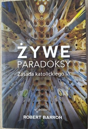 Książka -Żywe paradoksy