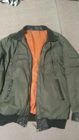 Лётная куртка.                            .
