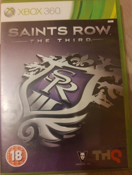 Saints Row The Third XBOX 360 I WYSYŁKA