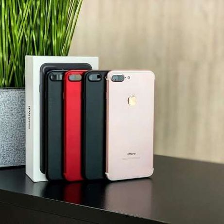 NEW IPhone 7 + 32 128 GB Black Red Gold Rose -19%Знижка 5S SE 6s 8 XS