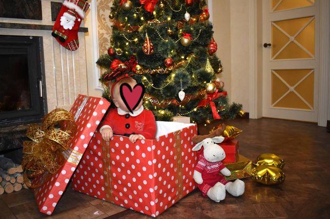 Фотозона декор подарок подарунок коробка