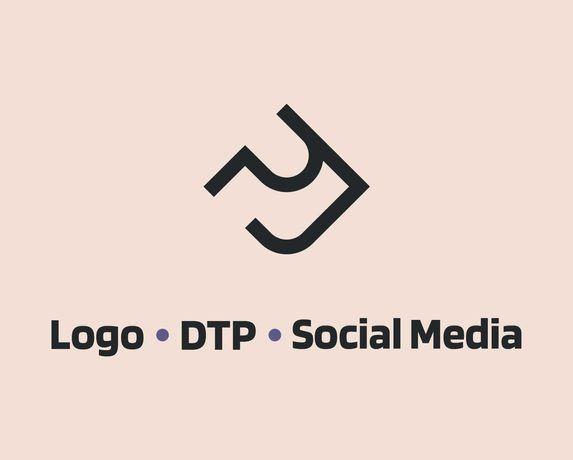 Grafik komputerowy #Logo #Projekty graficzne #wizytówki