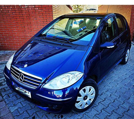 Mercedes A Klasa 1.5 Benzyna+LPG*Klima*Elektryka*Tempomat*Opłaty2022
