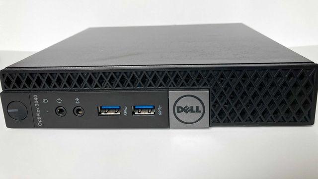 Dell OptiPlex 3040 mff, komputer w super małej obudowie