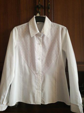Biała bluzka 146