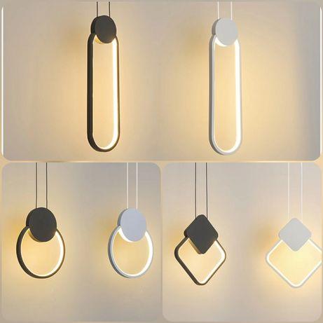 Светодиодная люстра подвесная,прикроватный светильник,точечный подвес