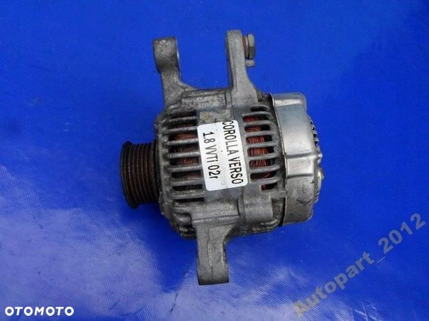 ALTERNATOR COROLLA VErso i 1.8 vvti 01-04r