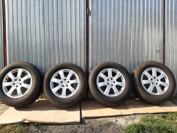 Koła zimowe Mercedes 235/55 R17 alufelgii 17