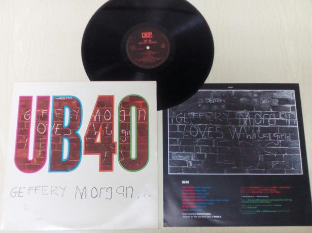 UB40, Geffery Morgan...