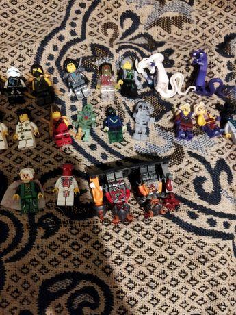 Лего Ниндзяго разные виды