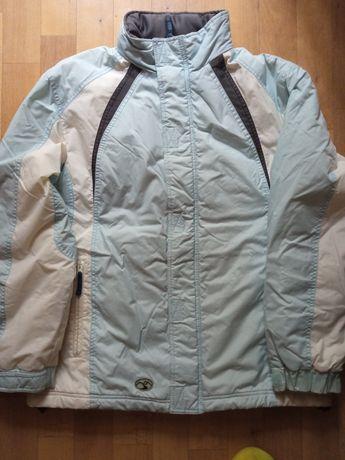Теплая куртка 164р.