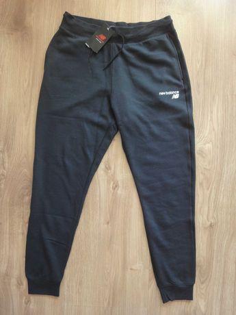 New Balance spodnie dresowe męskie rozm. M-XL