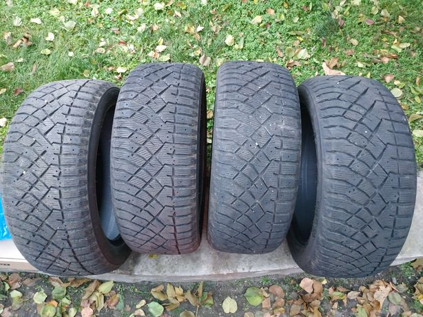 Nitto Therma Spike 235 50 R 18 17 год