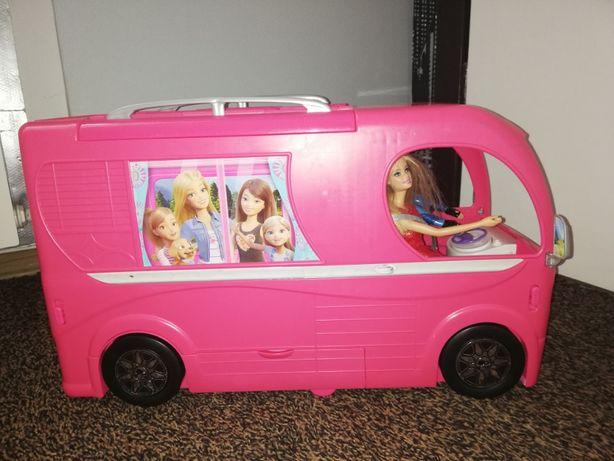 Auto Kamper Barbie