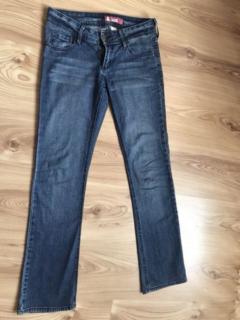 Jeansy H&M FIT STAR roz. 158
