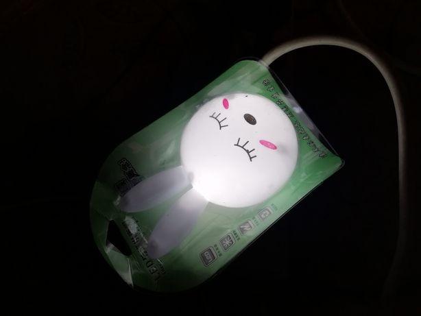 Нічник для дітей LED лампа Милый ночник для сна