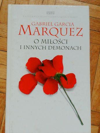 """Gabriel Garcia Marquez """"O miłości i innych demonach"""""""
