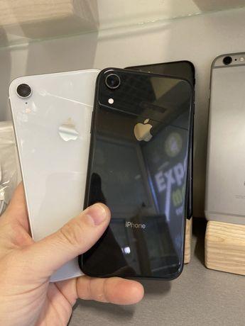 iPhone Xr 64/128gb Black White Neverlock