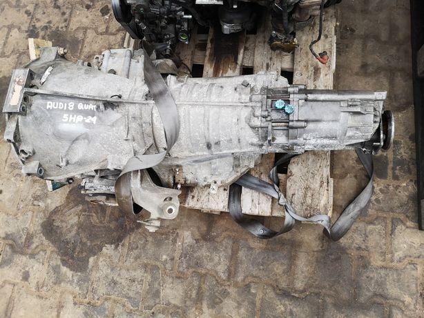 Skrzynia biegów Audi a8 d2 3.3 tdi quattro php24 fbh automat