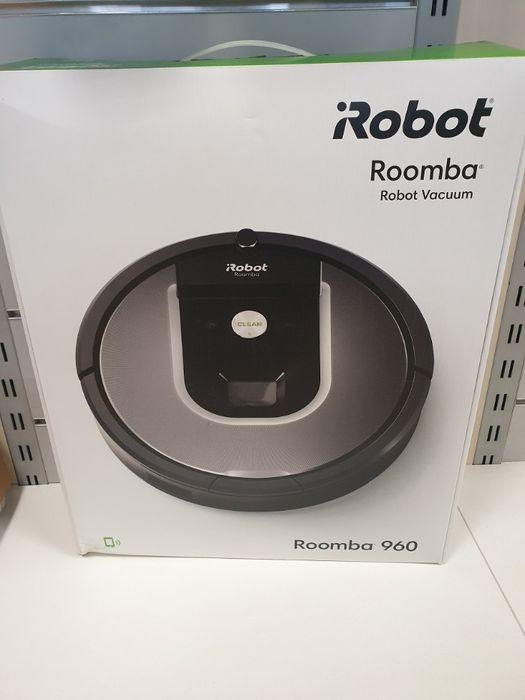 Odkurzacz automatyczny iRobot Roomba 960 Górna Wilda 72 Poznań - image 1