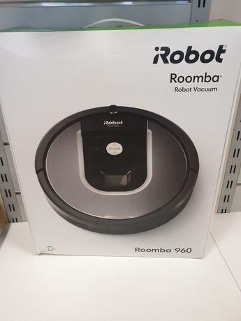 Odkurzacz automatyczny iRobot Roomba 960 Górna Wilda 72