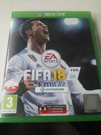 Gra Fifa 18-XBOX ONE
