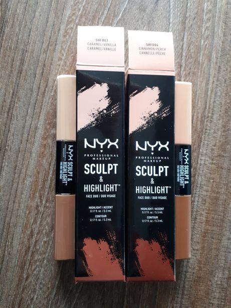 Nyx sculpt & highlight