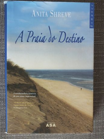 A Praia do Destino - Anita Shreve