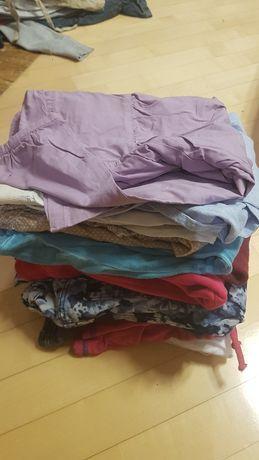 Zestaw ubrań 134 dla dziewczynki hm reserved 5-10-15