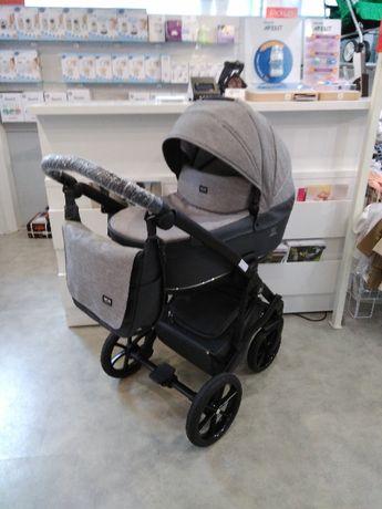 Wózek 3w1 Junama Tako Corona Lite, sklep BabyBum