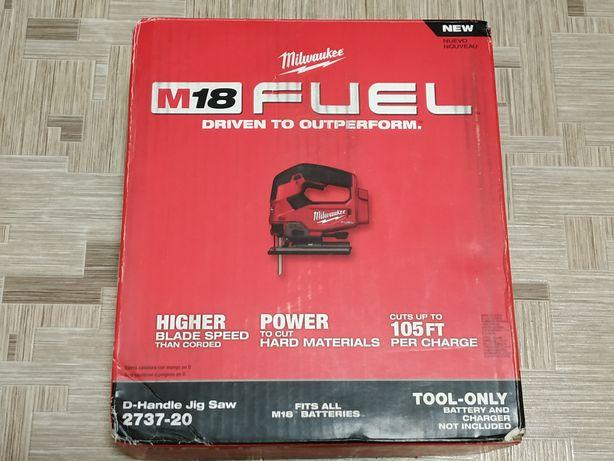 Лобзик Milwaukee 2737 аккумуляторный М18