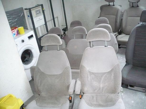 VW Sharan fotele komplet