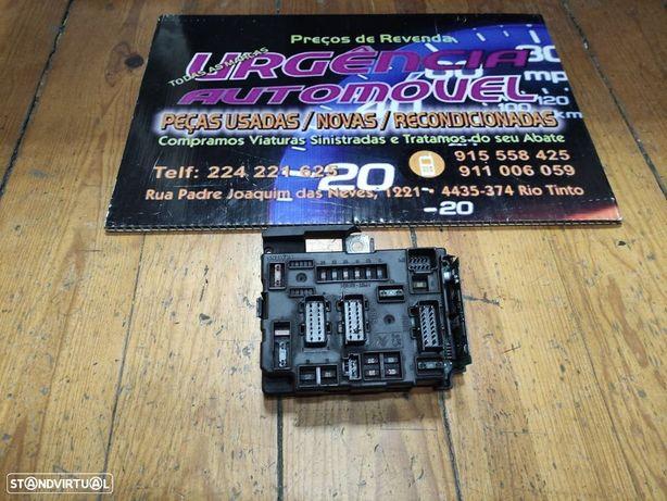 Centralina modulo Bsi Caixa fusíveis Citroen 96450303801 9646226880