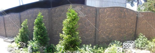 деревянный забор винница