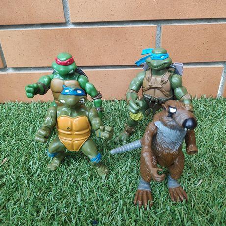 Lote Figuras Tartarugas ninja (TMNT) - 1988 a 2005