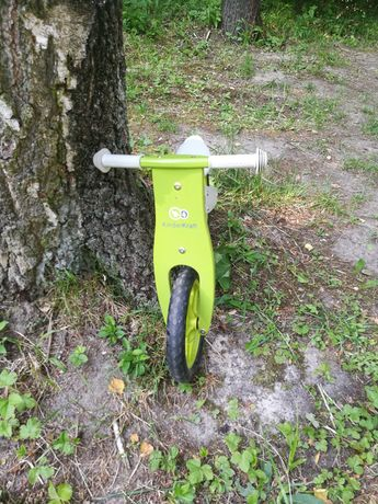 Rowerek biegowy KinderKraft  zielony