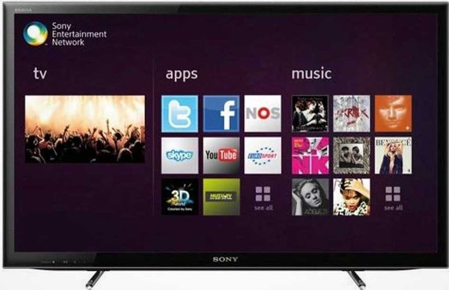 TV Led Sony Bravia, 40 polegadas