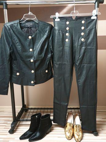 Żakiet spodnie Balmain