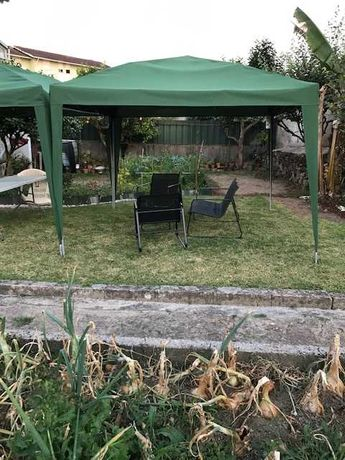 Pergola de jardim 3mx3m