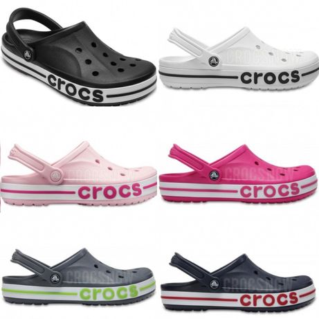 SALE! Crocs BayaBand! Кроксы Мужские и женские
