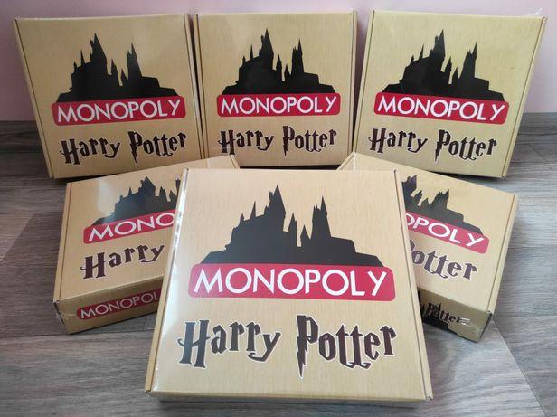 Монополия. Гарри Поттер. Настольная игра